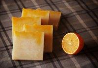 Лимонне мило з нуля холодним способом