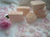 Мыло с нуля холодным способом розовое дерево