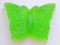 Мыло в форме бабочки из основы