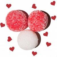 Скраб для ванной ко дню святого Валентина