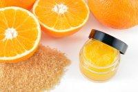 Апельсиновый скраб с эмульсионным воском