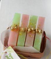 Цветочное мыло ручной работы Жасмин