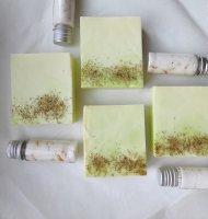 Мыло с основы «Полевая ромашка»