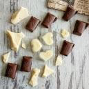 Бальзам для губ - білий шоколад