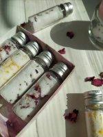 Ароматная морская соль для ванночек