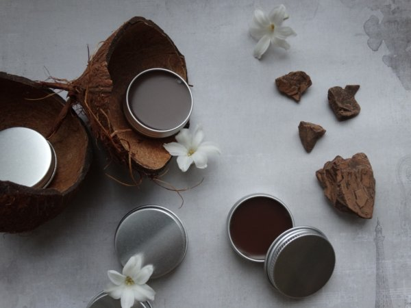 Бальзам-масло для губ «Райська насолода»
