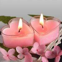 Рецепт романтичної арома-свічки