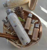 Пряная морская соль для ванночек