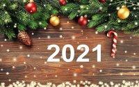 График работы на Новый год 2021 и Рождество