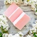 Розовое мыло с нуля холодным способом