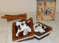 Сувенірна мило Шоколадний десерт