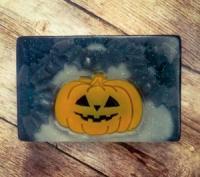 """Мыло из основы """"Хэллоуин"""""""