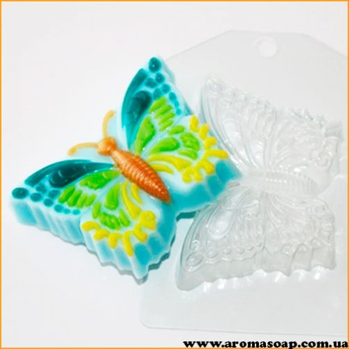 Бабочка 100 г (пластик)
