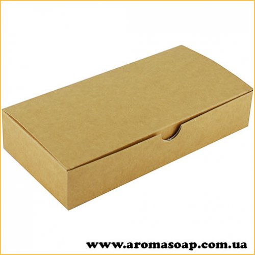 Коробка натуральная-Крафт