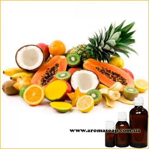 Тропические фрукты отдушка