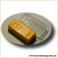 Золотий злиток 106г (пластик)