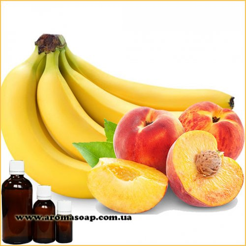 Персик с бананом отдушка