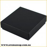 Коробочка квадро Чорна