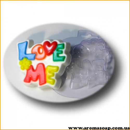 Love me 128г (пластик)