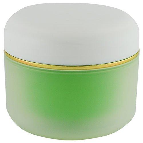 Баночка-термос косметическая Ascorp 50 мл Айс салатовая набор 5 шт (4848)