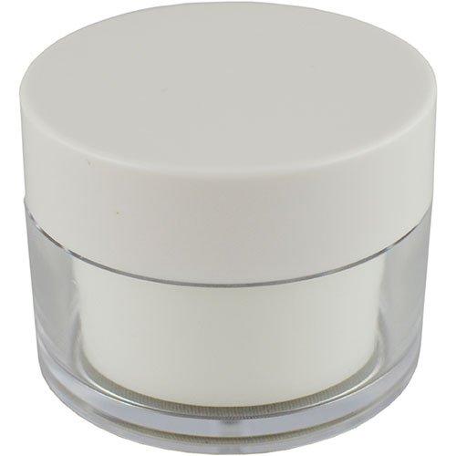 Баночка-термос косметическая Ascorp 10 мл Дели белая набор 5 шт (2950)