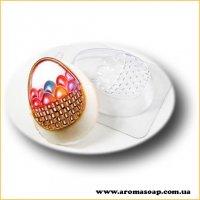 Корзина с яйцами 97 г (пластик)