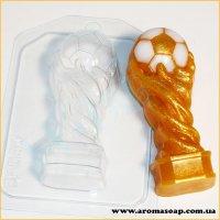 Кубок футбольный 80г (пластик)