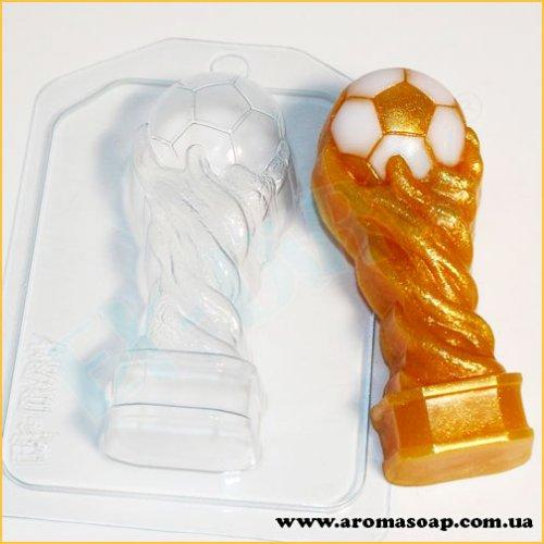 Кубок футбольний 80г (пластик)