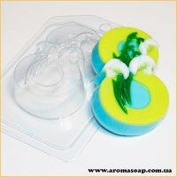 8 Березня/Проліски по діагоналі 90г (пластик)