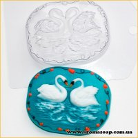 Лебеді 100г (пластик)