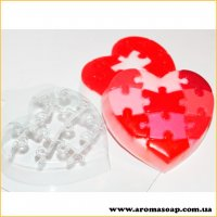 Любовный пазл 115г (пластик)