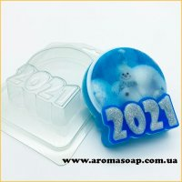 2021 Круг под водорастворимку 112 г (пластик)