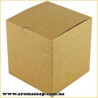 Коробка для 3D мыла Крафт
