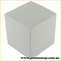 Коробка для 3D мила Біла
