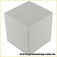 Коробка для 3D мыла Белая