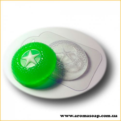 Морська зірка 79г (пластик)