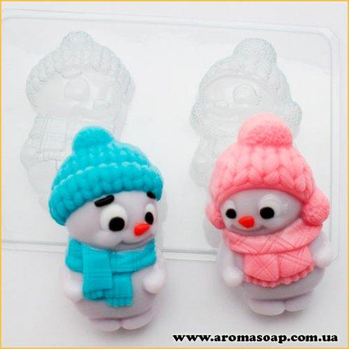 Парочка сніговиків 100г (пластик)
