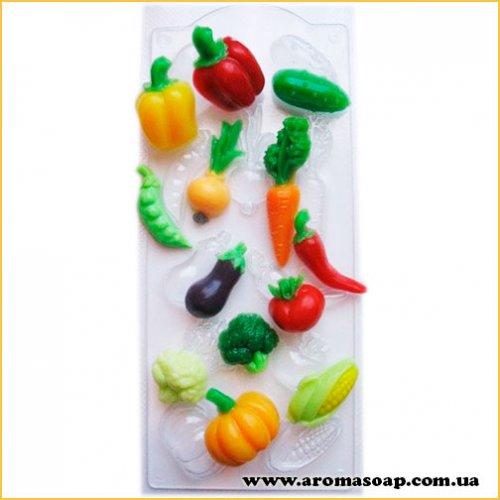 Овощное ассорти (пластик)