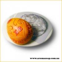 Пасхальное яйцо ХВ 92г (пластик)