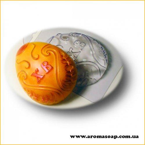 Пасхальное яйцо ХВ 92 г (пластик)