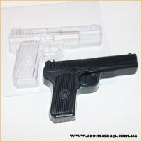 Пистолет 65 г (пластик)