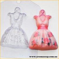 Платье 60г (пластик)