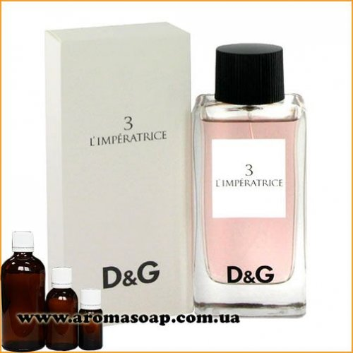3 L`Imperatrice, Dolce And Gabbana (женский) парф.композиция