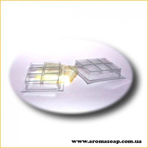 Плитка шоколада 60г (пластик)