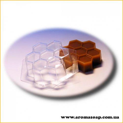 Пчелиные соты 78г (пластик)