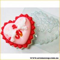 Свадебные голуби 120 г (пластик)