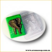 Слон в джунглях 98 г (пластик)