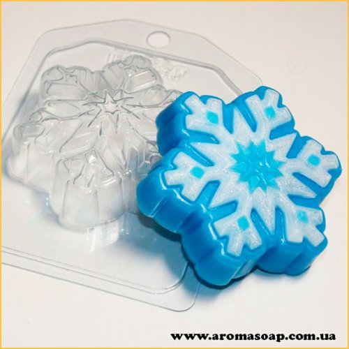 Сніжинка 03 90г (пластик)