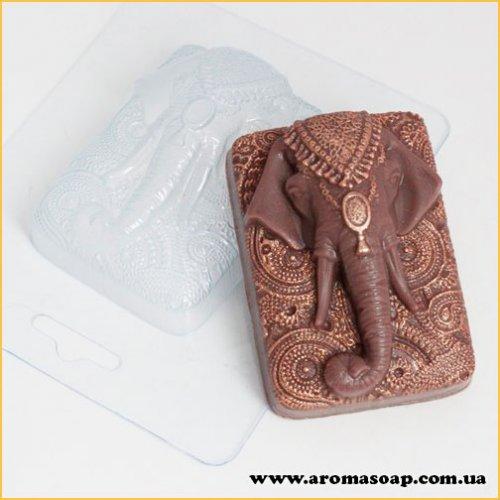 Слон індійський115г (пластик)