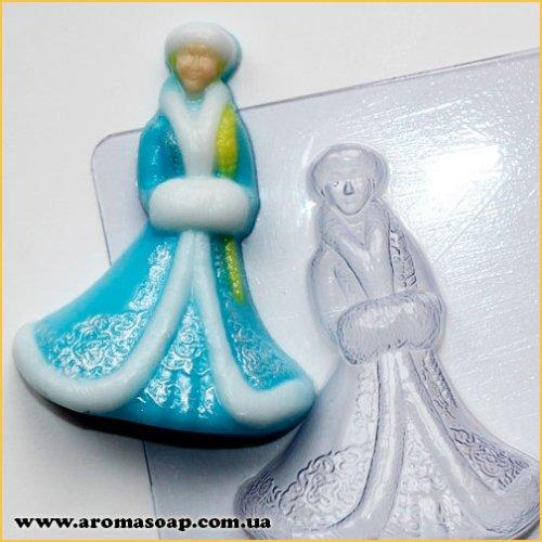 Снегурка 35 г (пластик)